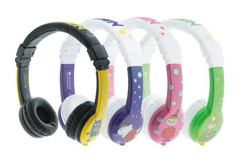 BuddyPhones Mumitrold børne hovedtelefoner