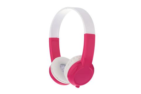 BuddyPhones Explore børnehovedtelefoner, pink