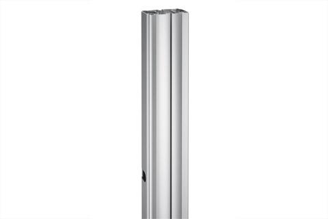 PUC Connect-it stang XL, 150-200 cm. - Sølv