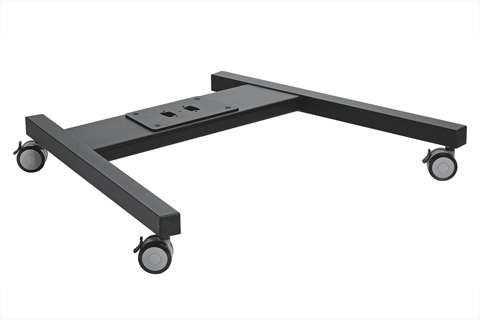 PFT 8025 is an upgraded trolley frame for the PFFE motorized display lift.