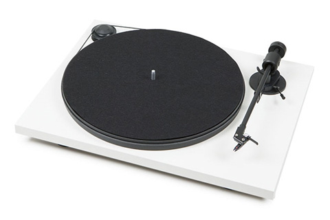 Pro-Ject Primary pladespiller, hvid mat
