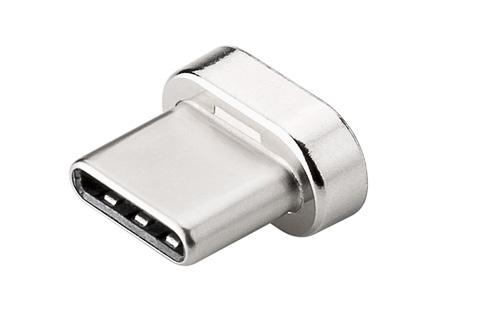 Magnetisk USB-C erstatningstik