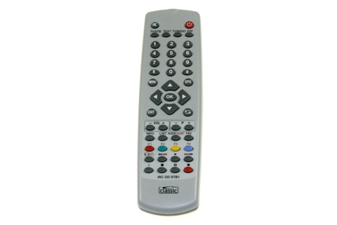 Sagemcom DT90 fjernbetjening (uoriginal)