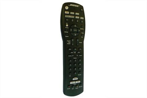 321 GSX II fjernbetjening