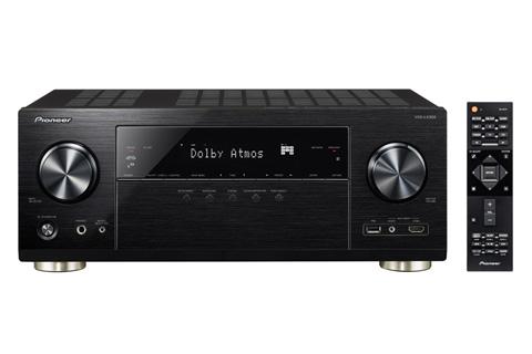 LX302 er en 7 kanals surround receiver fra Pioneer, med 170W pr. kanal og understøttelse af nyeste surroundformater samt multirums løsninger.