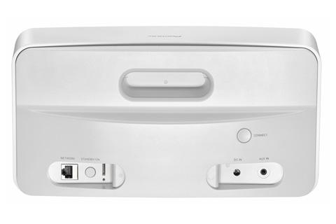 Pioneer MRX-3 speaker, white