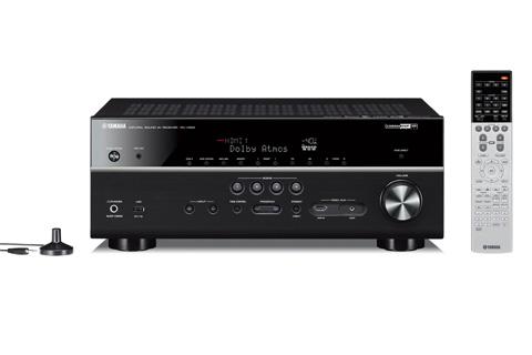 Kraftfuld 7.2 surroundreceiver med understøttelse af nyeste lyd og billede formater. RX-V683 er topmodellen i RX-V 2017 serien.