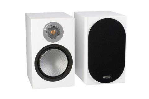 Monitor Audio Silver 100 reol højttaler, white