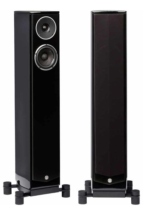 System Audio Pandion 20, sort