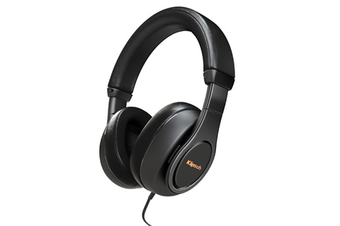 Klipsch Reference over-ear hovedtelefoner, sort