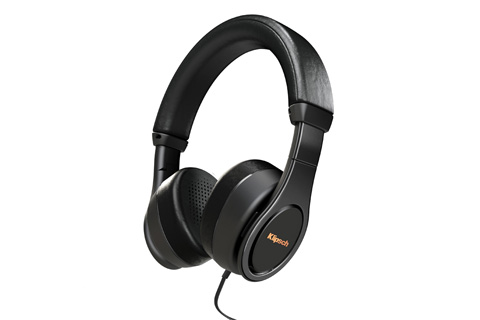 Klipsch Reference On-ear hovedtelefoner, sort