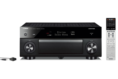 Yamaha RX-A1070 7.2 surround receiver