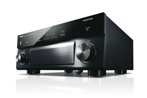 Yamaha RX-A1070 surround receiver, sort