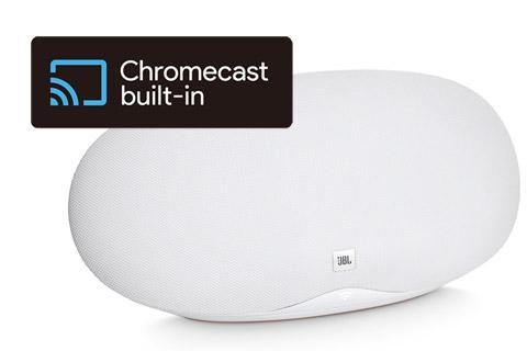 ChromeCast speaker