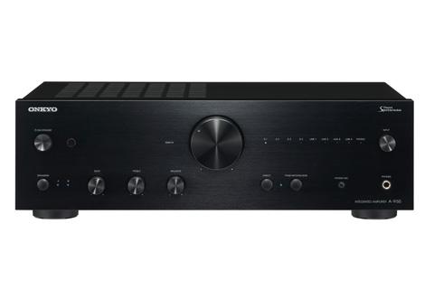 Onkyo A-9150 integreret forstærker, sort