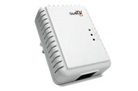 GoAllTV PowerLine 500 NANO single giver dig mulighed for at koble et ekstra rum, på et allerede eksisterende GoAllTV PowerLine setup.