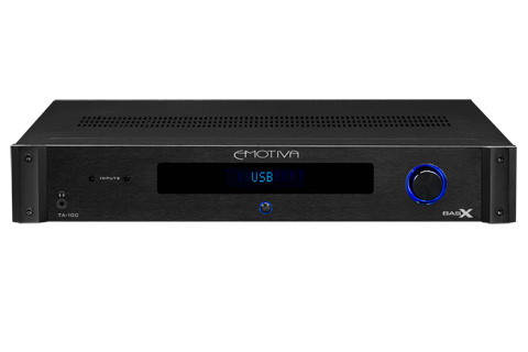 Emotiva BasX TA-100 integreret forstærker