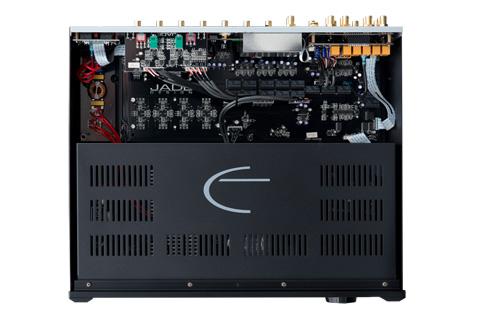 Emotiva XSP-1 forforstærker åben top