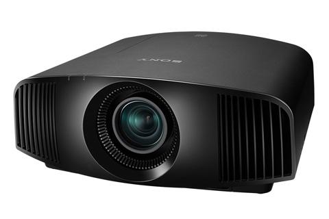 Sony VPL-VW360ES 4K projektor, sort