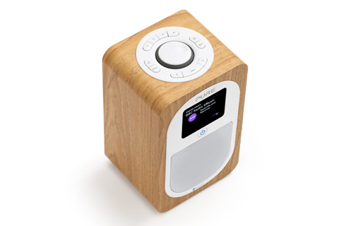 Pure Evoke H3 DAB+ radio, eeg