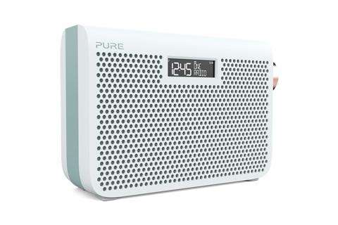 Pure One Midi 3S DAB+ radio, hvid