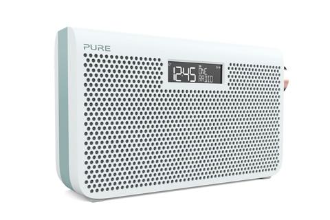 Pure One MAXI 3s DAB+ radio, hvid