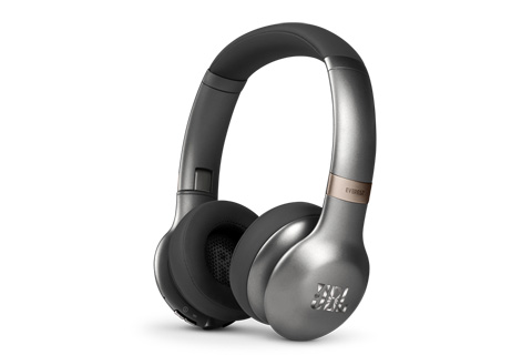JBL Everest 310 trådløse hovedtelefoner, gun metal