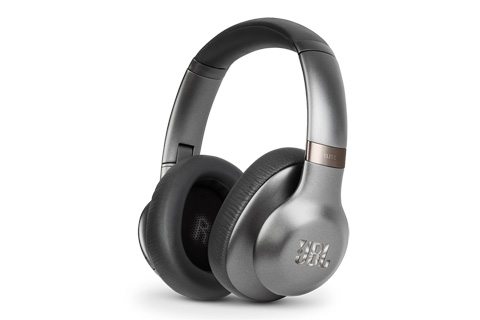 JBL Everest Elite 750NC hovedtelefoner, gun metal