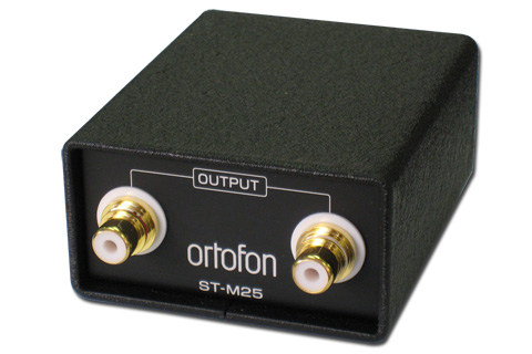 Ortofon ST-M25 step-up transformer