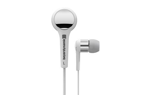 - Beyerdynamic DTX 102 iE, white/silver