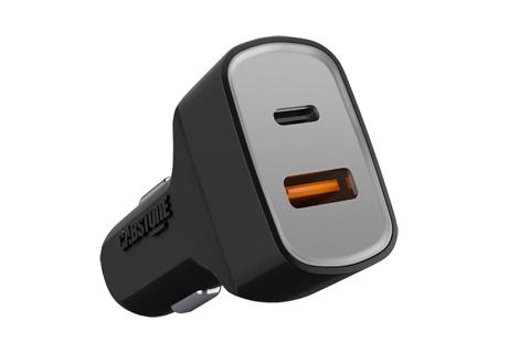 QC 3.0 USB-C oplader til bil