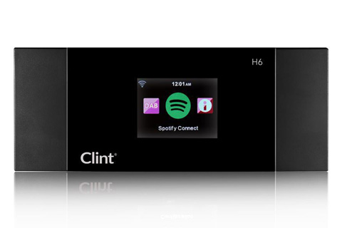 Clint H6 DAB+/FM og internetradio adapter