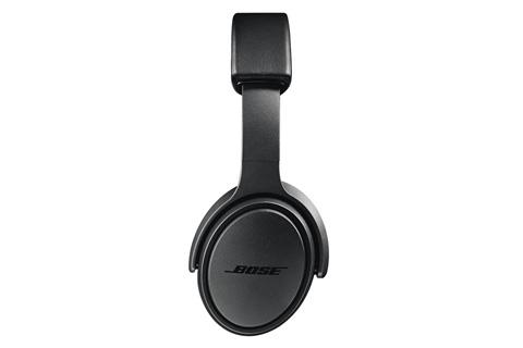 Bose SoundLink trådløse on-ear hovedtelefoner, sort