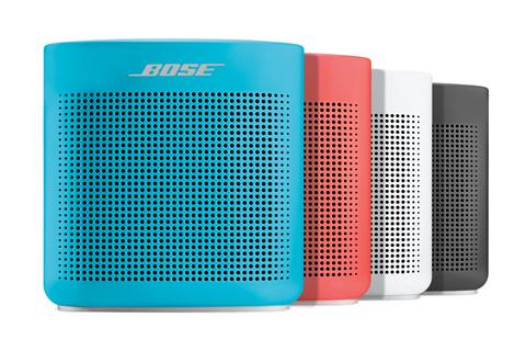 Bose SoundLink Colour II er en lille og transportabel højttaler der afspiller din yndlingsmusik, fra din fortrukne Bluetooth enhed med klar og fyldig lyd