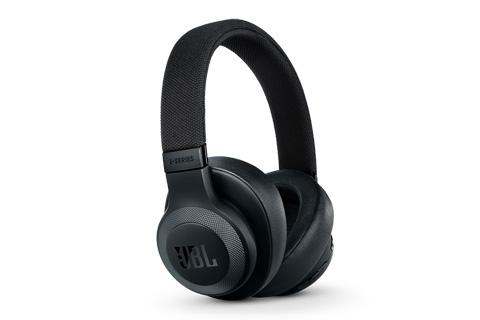 JBL E65BTNC trådløse hovedtelefoner, sort