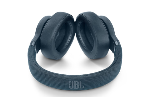 JBL E65BTNC trådløse hovedtelefoner, blå