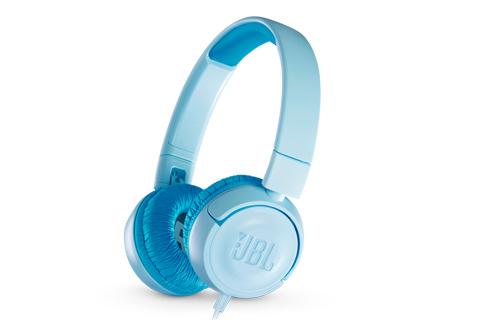 JBL JR300 hovedtelefoner til børn, blå