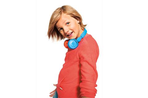 JBL JR300BT trådløse børnehovedtelefoner, lifestyle