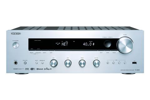 Onkyo TX-8250 stereo forstærker, sølv