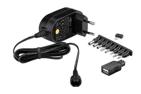 Universal AC/DC strømforsyning (NTS 300)