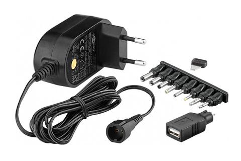 Universal AC/DC strømforsyning (NTS 1000)