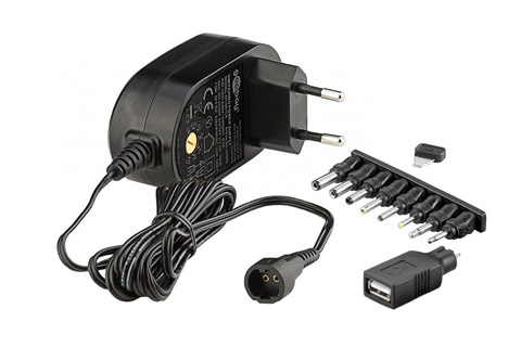 Universal AC/DC strømforsyning (NTS1500)