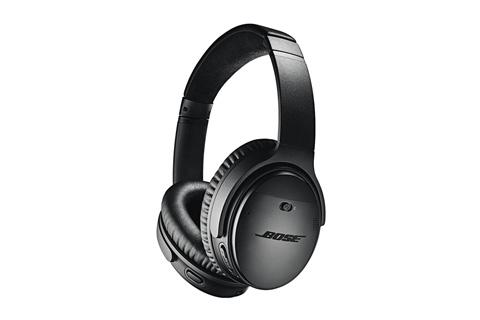 Bose QuietComfort 35II trådløse hovedtelefoner, sort