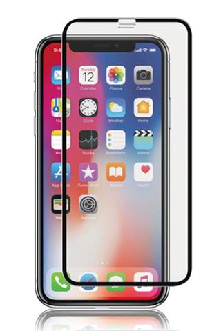 Premium Full-Fit PANZER glas giver den ultimative beskyttelse til din iPhone X