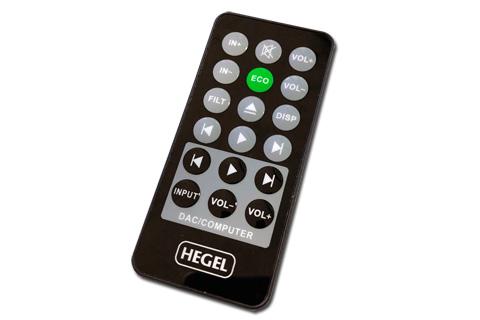 Hegel RC9 fjernbetjening