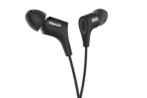 Klipsch R6 II in-ear, black