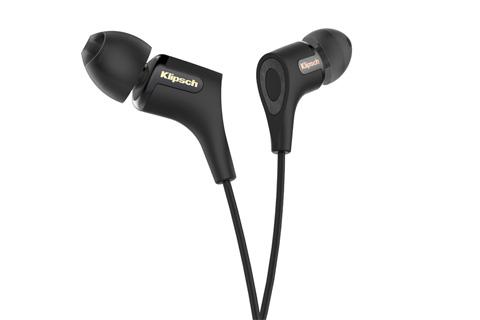 Klipsch R6 II in-ear, black