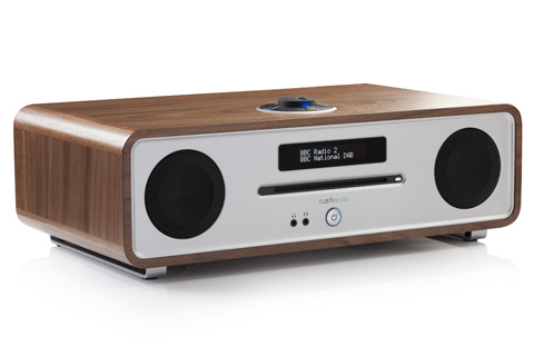 Ruark Audio R4 MK3, walnut