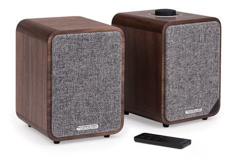 Award winning Ruark Audio MR1 MK2 Bluetooth speakers provide remarkable sound in multiple applications.