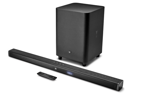 JBL Bar 3.1 soundbar med subwoofer